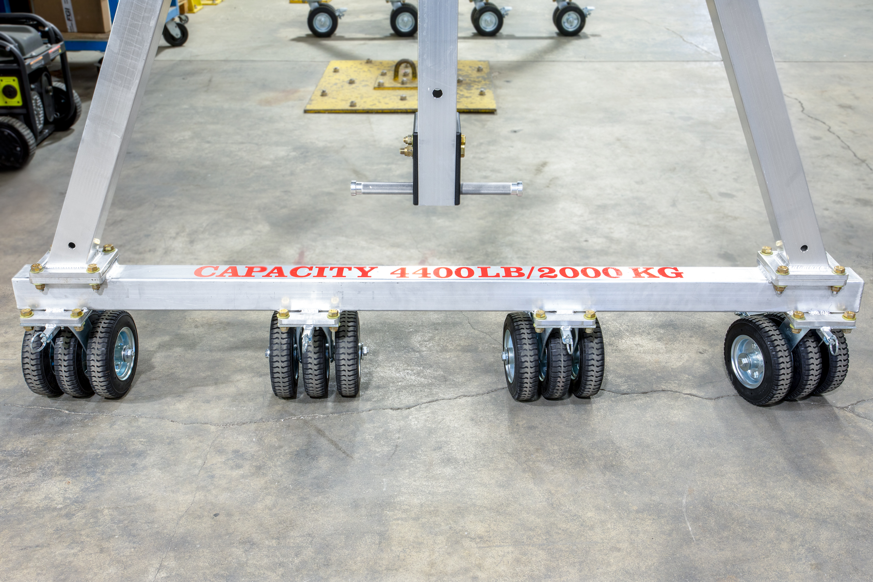 Pneumatic Casters